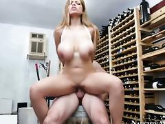 Jordan Ash fucks devilishly sexy Yurizan Beltrans honeypot yon every position