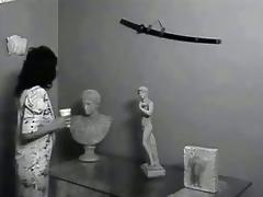 Vintage Ladyboy Gets Sucked Off
