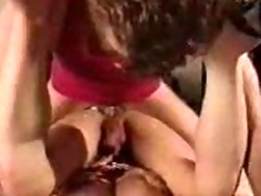 Busty TS Brunette Gives Crack Be required of Stuffing
